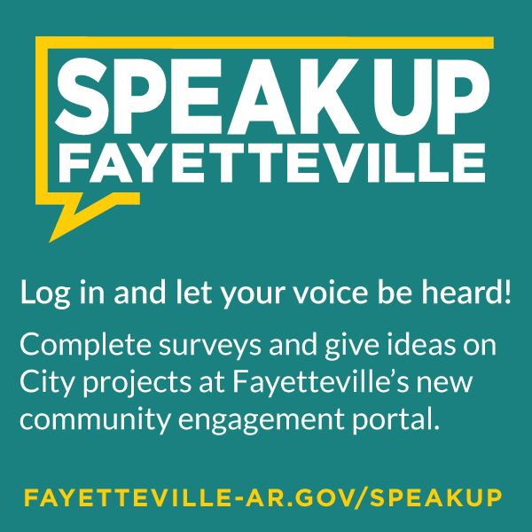 Speak Up Fayetteville
