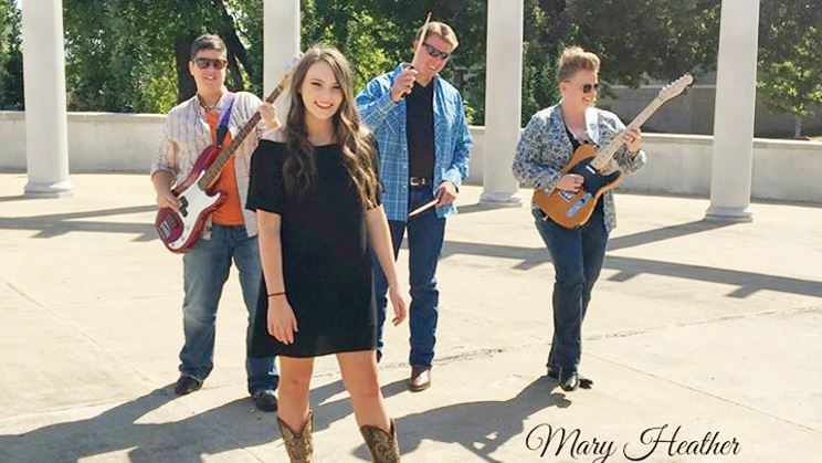 Mary Heather The Sinners