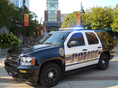 Fayetteville Ar City Police Department